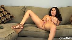 Vanessa Veracruz needs a hardcore banging to make her cum these days