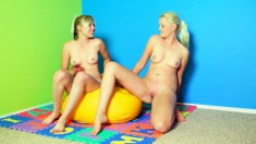 Tatyana Has Her Lesbian Girlfriend Come Over For A Day Of Pussy Play