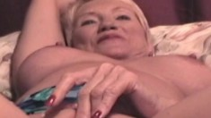 Horny Mature Lady With Big Tits Has A Group Of Guys Banging Her Holes