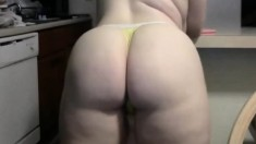 Amateur Richskinny Flashing Ass On Live Webcam