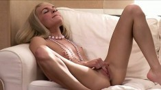 Barely Legal Amateur Makes Herself Cream