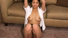 Kitana is a lusty girl who loves showing off her lovely body