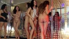 Sexy Teen Webcam Striptease