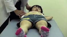 Japanese Fingering And Creampie
