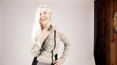 Amateur Sluty Blonde Latex Webcam